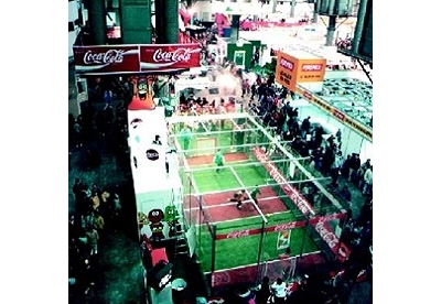 Jorkyball at Italian Sora sports Fair