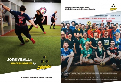 A Jorkyball Success Story: Quebec|Canada