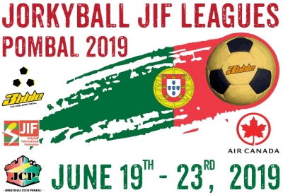 Jorkyball JIF Leagues Pombal 2019