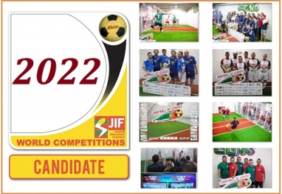 JIF World Competitions 2022 - How to bid for | Comment se porter candidat