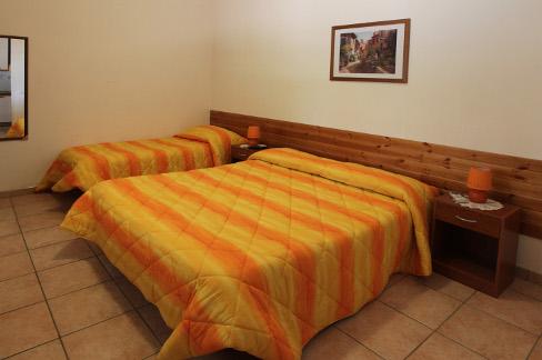 Agriturismo Aprilia - Camere da letto