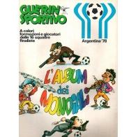 Guerin Sportivo;  L'album dei Mondiali 1978