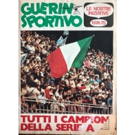 Guerin Sportivo: album figurine 1974-75