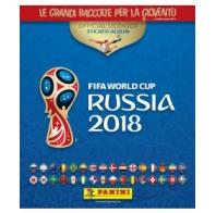 Album Panini Campionati del Mondo
