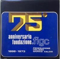 75° Anniversario fondazione FIGC