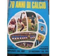 70 anni di calcio