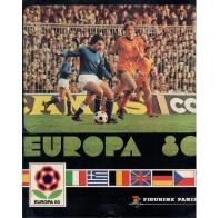 Album Panini Campionati Europei