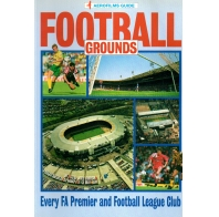 Aerofilms Guide Fottball Grounds 1° Ed.