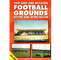 Football Grounds before and after Taylor 2° and 3° division