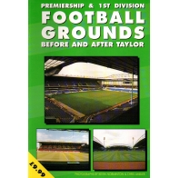 Football Grounds before and after Taylor Premiership  and 1° division