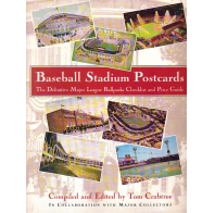 Baseball Stadium Postcards