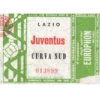 Biglietti e varie Lazio