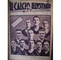 Calcio Illustrato n1 1931