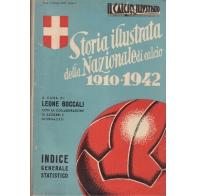 Storia Illustrata della Nazionale 1910-1942