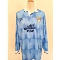 Lazio Stagione 1990-1991