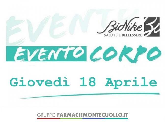 EVENTO BIONIKE CORPO - Farmacia - San - Giuliano