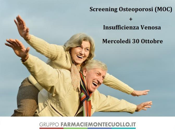 MOC AD ULTRASUONI - Farmacia San Giuliano Mercoledi 30 ottobre
