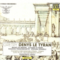 Denys Le Tyran (first world recording)