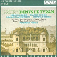 Denys Le Tyran (seconda edizione)