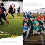 Una Storia Jorkyball di successo: Quebec|Canada