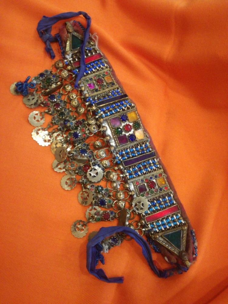 Antica cintura afgana