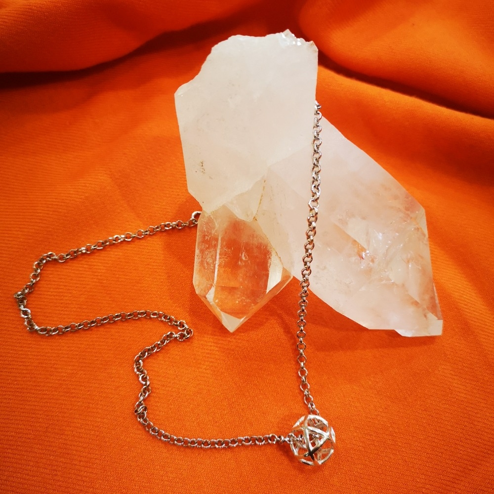 ciondolo Genesa Crystal