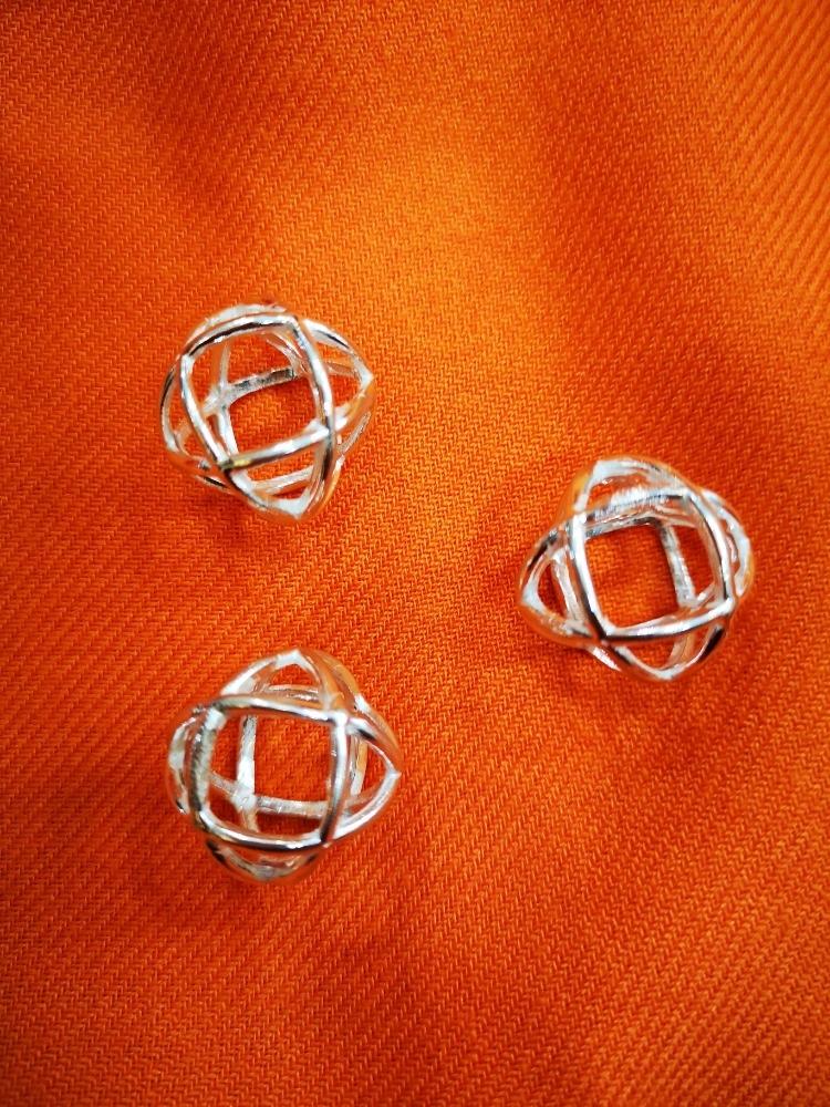 Ciondolo Genesa Crystal in argento 925