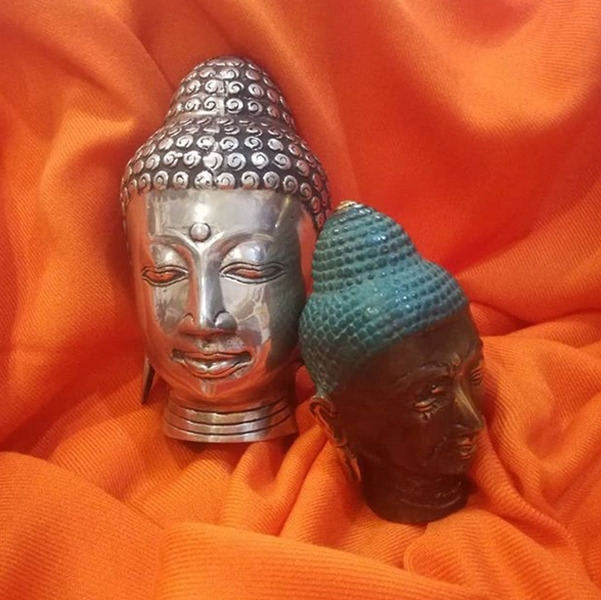 Testa buddha