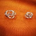 Ciondoli Genesa Crystal in argento 925