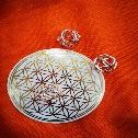 Ciondolo Genesa Crystal argento 925