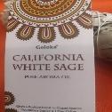 Incenso sciamanico di Salvia bianca anche ad olio per purificazioni.