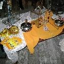 lanterne del Marrakech e campane Tibet