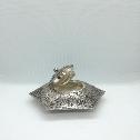 posacenere da borsa in argento