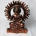 statua in metallo