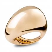 Anello Oro Giallo Lucido - MEL-G-AN4872FLSX
