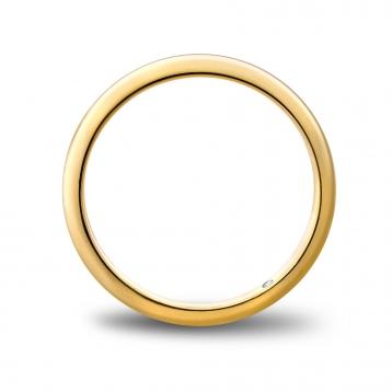 Fede classique alta in oro Giallopuro®