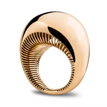 Ring Rose Gold Burnished - MEL-R4N-AN5008F