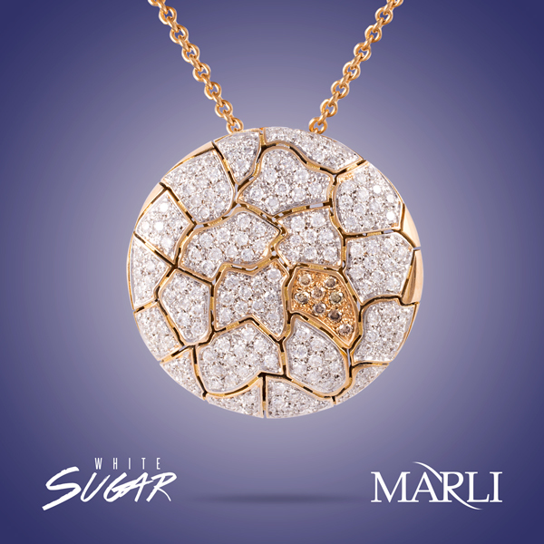 White Sugar Pendant
